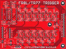 circuitbenders ROLAND TR77 / Bentley Rhythm Ace FR8L trigger interface PCB - DIY