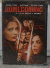 Homecoming (DVD, 2010) RARE HORROR THRILLER MISCHA BARTON BRAND NEW