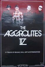 THE AGGROLITES POSTER, IV (L13)