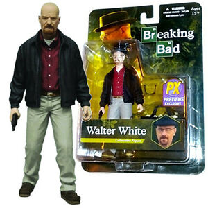 Breaking-Bad-Walter-White-Heisenberg-PX-Red-Shirt-Exclusive-Action-Figur-Mezco