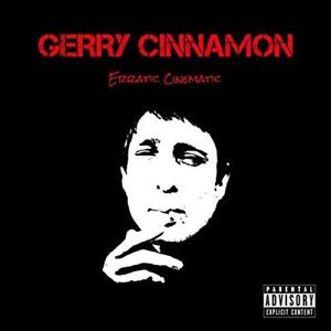 GERRY-CINNAMON-039-ERRATIC-CINEMATIC-039-CD-2019-New-amp-Sealed