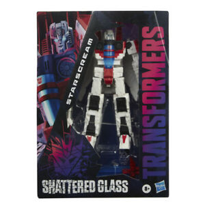 Transformers Generations Shattered Glass Collection Starscream Action Figure
