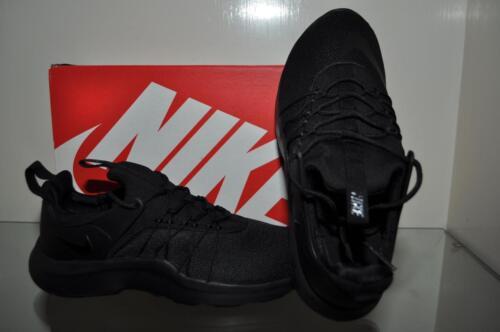 Nike Darwin Grade School Kids Boys Running Shoes 845136 002 Black NIB