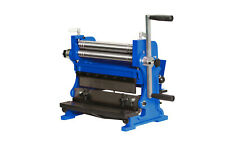 Sale 3 In 1 Sheet Metal Shear 12 Metal Brake Folder Slip Roller Machine