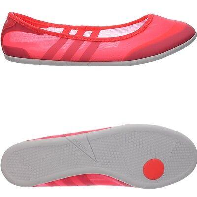 Adidas Sunlina W Orange Rot Damenschuhe Ballerinas Fashion Sneaker Style Neu Durchblutung Aktivieren Und Sehnen Und Knochen StäRken