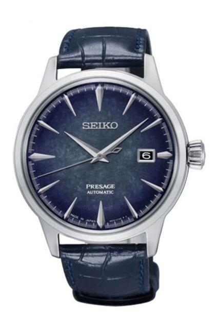 Reloj Seiko Presage srpc01j1 Starlight hombre