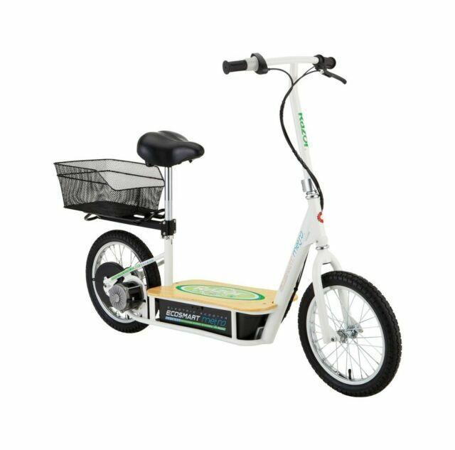 Razor Ecosmart Metro Electric Scooter For Sale Online Ebay