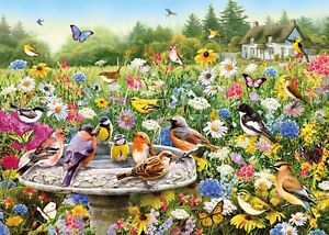 Gibsons the secret garden 1000 piece jigsaw puzzle 							 							</span>