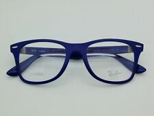 fed55972ed item 1 NEW Authentic Ray Ban RB 7034 5439 LITEFORCE Matte Blue 52mm RX  Eyeglasses -NEW Authentic Ray Ban RB 7034 5439 LITEFORCE Matte Blue 52mm RX  ...