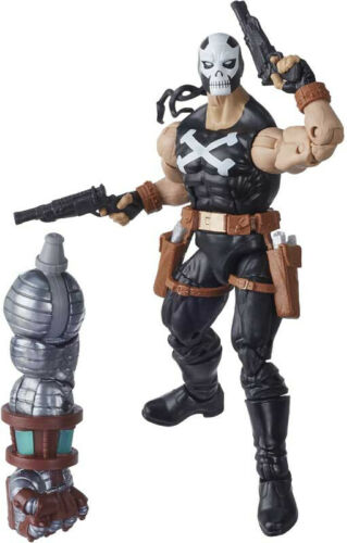 "MARVEL LEGENDS SERIES MARVEL/'S CROSSBONES 6/"" ACTION FIGURE"