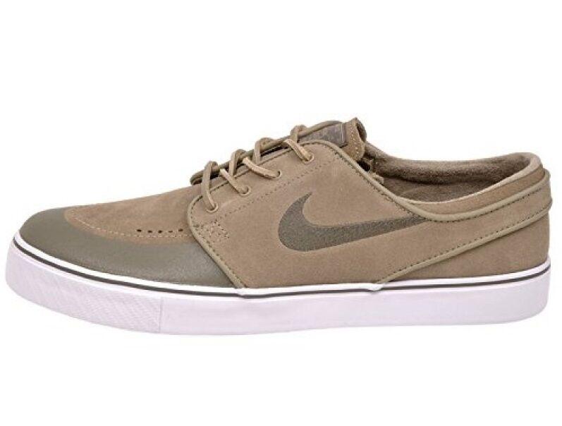 Nike Zoom Stefan Janoski PR se Khaki humo blanco Precio de de descuento reducción zapatos de Precio hombre e73a25