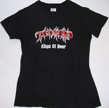Tankard-Kings of Beer-GIRLIE GIRL SHIRT-taglia size M-NUOVO