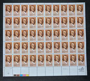 #2038 – FULL SHEET of 50 - Joseph Priestley - 20 cent stamps