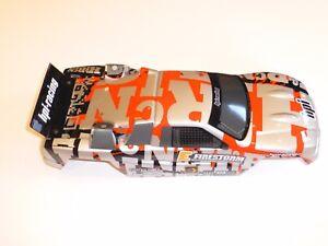HPI-DSX-2-Karosse-Karosserie-E-Firestorm-10T-lackiert-painted-NEU