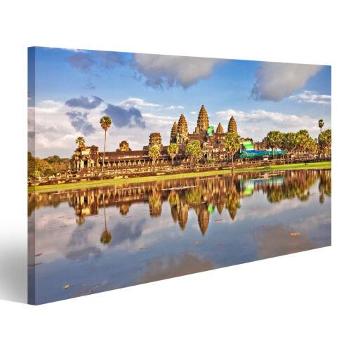 Bild auf Leinwand Angkor Wat Tempel Siem reap Kambodscha CZA-1P
