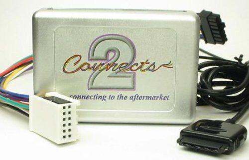CD RADIO STEREO IPHONE IPOD INTERFACE ADAPTOR FITS BMW 3 5 SERIES X5 Z4 MINI