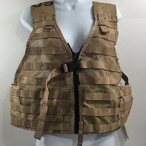 SDS Zippered FLC Tactical Vest style 4117