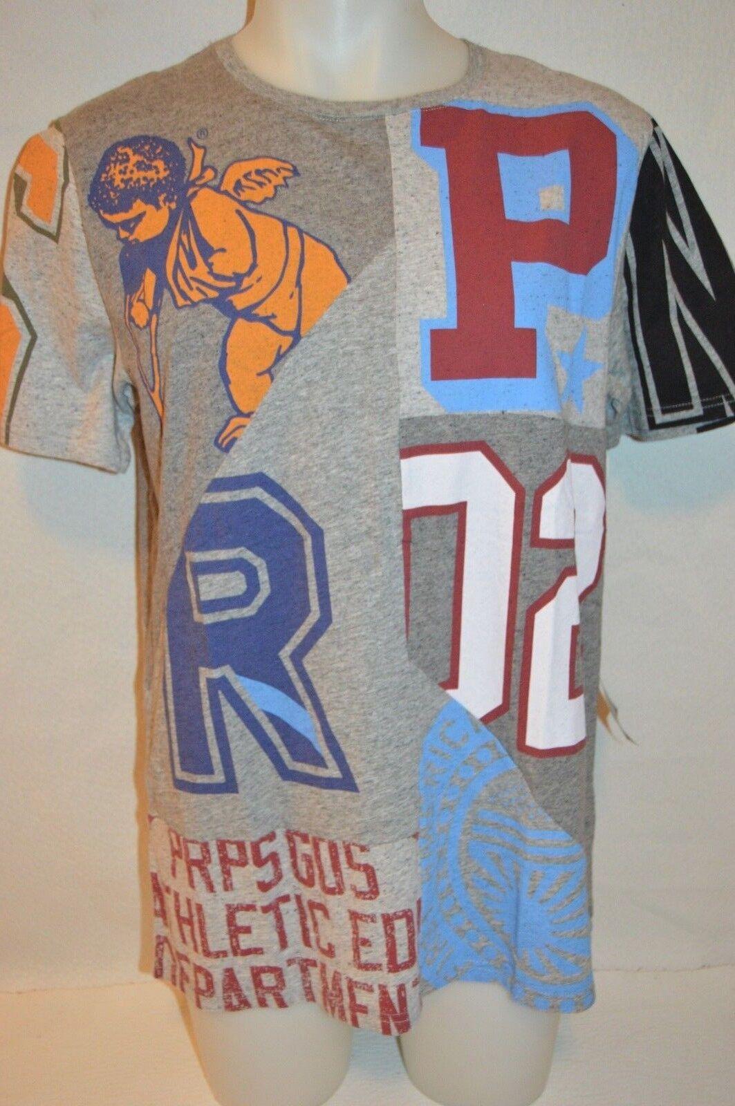 PRPS Goods & Co. Man's Premium Design T-Shirt NEW  Size X-Large   Retail