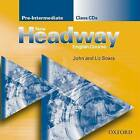 New Headway: Pre-Intermediate: Class by John Soars, Liz Soars (CD-Audio, 2000)