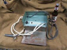 Ideal 11 081electric Etcher110vusaworksgdie91121
