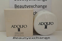 Adolfo Ii Perfume Dusting Powder 4.25 Oz Boxed