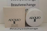 Adolfo Ii Perfume Dusting Powder 4.25 Oz Boxed