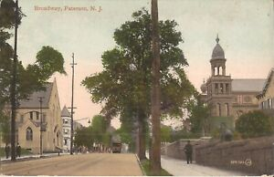 Paterson-NEW-JERSEY-Broadway-trolley