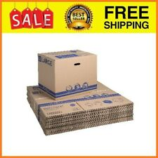 Large Recycled Moving And Storage Boxes 24 L X 16 W X 19 H Kraft 25 Count
