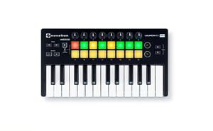 Novation-Launchkey-Mini-Mk2-25-Key-USB-MIDI-Controller