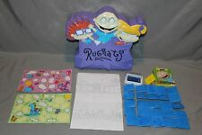 Nickelodeon Rugrats Activity Set Stamps Case 1997 by Colorbok 20 Stamps
