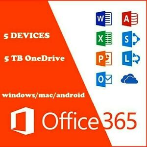 MS-Office-365-Home-Personal-2016-2019-Pro-PC-MAC-5-To-membre-a-vie-ESD-5-Appareils