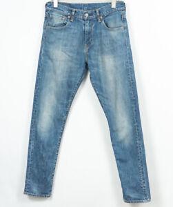 Levis-520-Jeans-Slim-Skinny-da-Uomo-Misura-W30