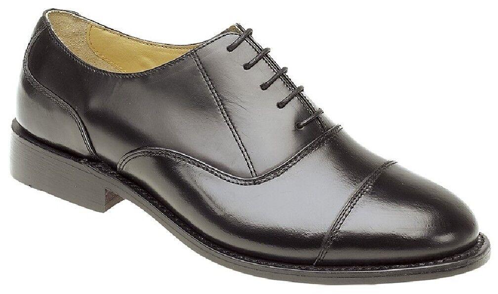 Kensington M802A Herren Kurze Oxford Vollleder Schuhe