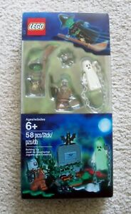 LEGO-Monsters-Halloween-Set-850487-Zombie-Witch-amp-Ghost-New-amp-Sealed