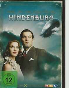 2 DVD box HINDENBURG - DEUTSCH  ENGLISH region 2 PAL GRETA SCACCHI
