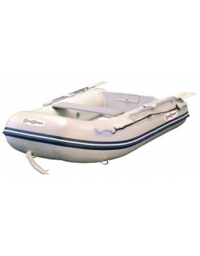 Quicksilver 2.6Metre 3.5HP Slat Floor Inlatable Sib Boat Tender Package Tohatsu