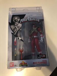 Power Rangers Legacy Collection Armored Red Ranger Dragon GameStop Exclusive
