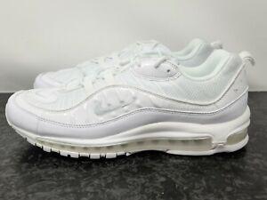 air max 98 white platinum