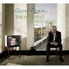 Quiet Please: The New Best of Nick Lowe [CD/DVD] by Nick Lowe (CD, Mar-2009, 3 Discs, Proper Records)