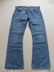 Levi-039-s-512-Bootcut-Jeans-Hose-W-36-L-32-TOP-Faded-Wash-Denim-034-LEGENDAR-034