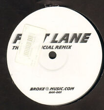 BILAL - Fast Lane The Unofficial Rmx