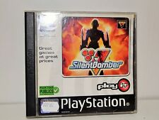 JEU SONY PLAYSTATION 1 PS1 PS ONE - SILENT BOMBER COMPLET
