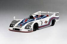 True Scale 1/18 1976 Porsche 936 #7 Martini Racing Winner Imola 151842R