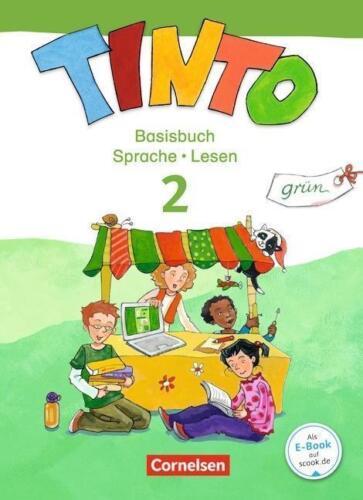1 von 1 - TINTO 2-4 Sprachlesebuch 2: Grüne Ausgabe 2. Schuljahr. Basisbuch Sprache und L…