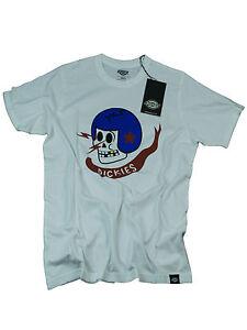 Dickies-T-Shirt-Andrews-Weiss-5016
