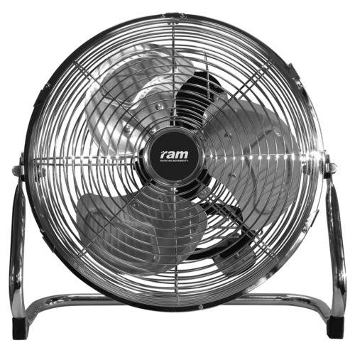 """16/"""" RAM Metal floor fan 3 Speed"""