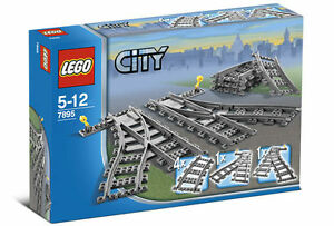 Lego-City-Treni-7895-Scambi-per-la-Ferrovia-Nuovo-NO-60238