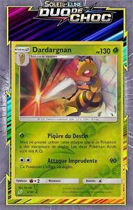 Energie Psy Carte Pokemon Neuve Française //181 SL09:Duo De Choc