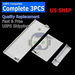 White-Replace-Door-Slot-Cover-Lid-Part-for-Nintendo-Wii-Console-System-WP-A183