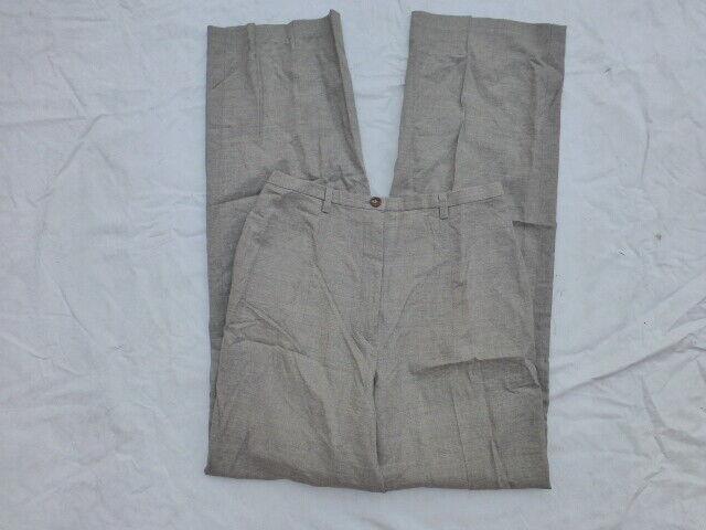 WOMENS LUCIANO BARBERA BERGDORF GOODMAN DRESS PANTS TROUSERS SIZE 42  V156